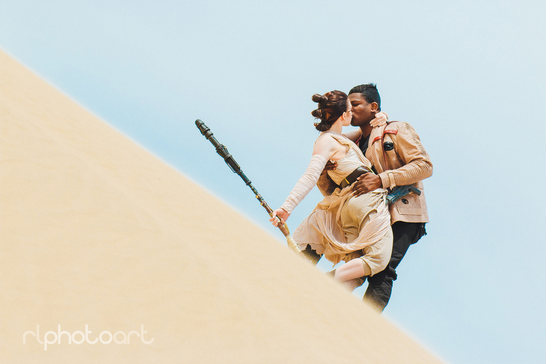 Star Wars is Not a Love Story