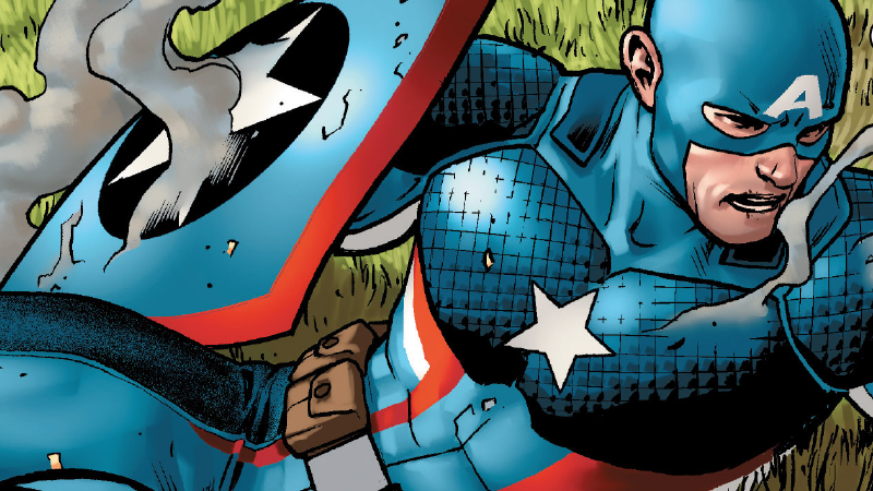 Why Captain America: Steve Rogers #1 may be the best story ever